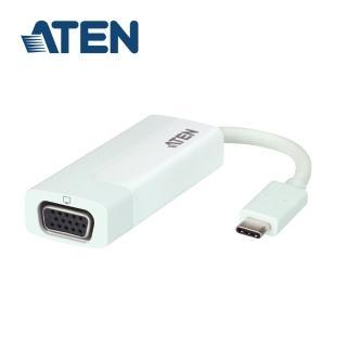 【ATEN】USB-C 轉 VGA 轉換器(UC3002)