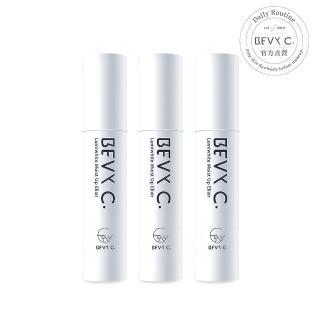 【BEVY C.】妝前保濕精華3件組(保濕控油團購組)