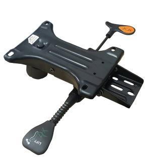 【GXG】電腦椅配件 鋼板底盤(二功能煞車式)