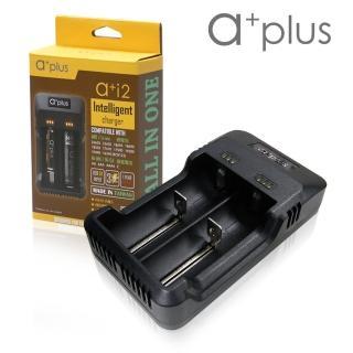 【a+plus】微電腦全智能電池充電器(A+i2)