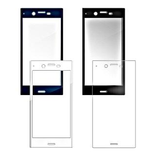 【Metal-Slim】SONY Xperia XZs(滿版玻璃保護貼)