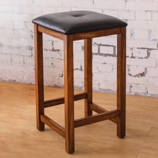 【Bernice】伊恩方形吧台椅(二入組合)