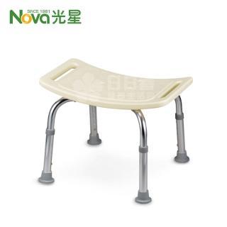 【光星NOVA】可調整無背洗澡椅9010CN - NOVA機械椅