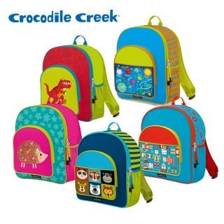 【美國Crocodile Creek】Go Kids兒童造型背包-多款繽紛任選