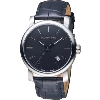 ~瑞士WENGER~Urban 都會系列  紳士腕錶 01.1041.139