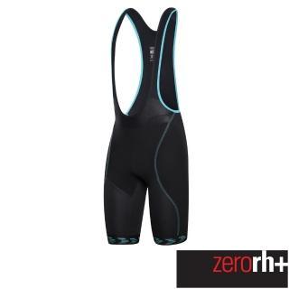 【ZeroRH+】義大利競賽級Shark防水男用吊帶自行車褲(ICU0426)