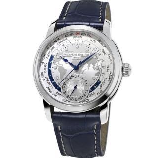 【康斯登 CONSTANT】Manufacture系列WORLDTIMER腕錶(FC-718WM4H6)