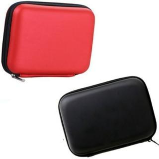 【Ainmax】Encer 極致經典防震防潮收納包(2.5吋外接硬碟也均適用 2入)