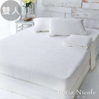 【Tonia Nicole東妮寢飾】防水透氣包式保潔墊(雙人)