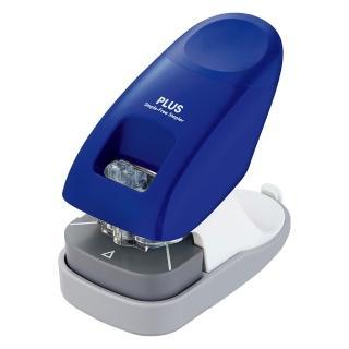 【普樂士】PLUS SL-112A無針訂書機12枚 藍