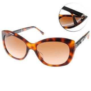 【BURBERRY 太陽眼鏡】時尚名媛款(琥珀#BU4164F 331613)