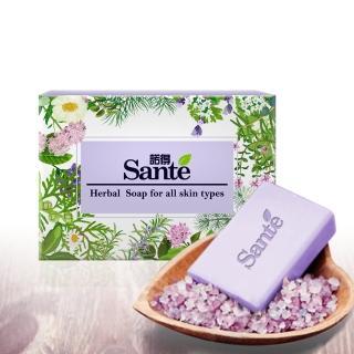 【諾得】Sant'e香草花園潤膚手工皂(90gx1個)