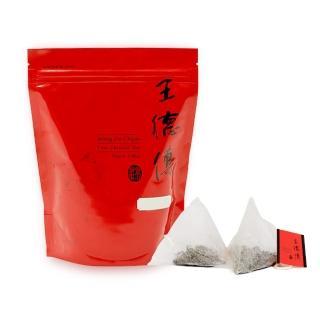 【王德傳】黑製普洱三角立體茶包30入