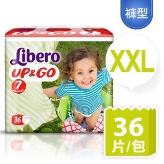 麗貝樂敢動褲7號XXL(36片/包)