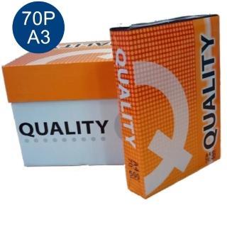 【Quality Orange】高白影印紙(70磅 A3 *5包)