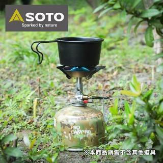 【SOTO】輕型登山爐 SOD-300S(攻頂爐)