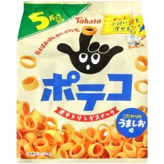 【Tohato東鳩】手指圈圈餅-5袋入(120g)