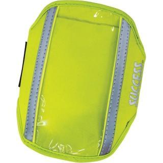 【成功】S1816C路跑用手機臂套-黃綠/