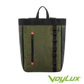 【VoyLux伯勒仕】VESSEL系列-多用托特包(3880113A-軍綠色)