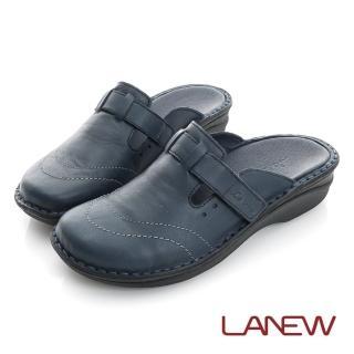 【La new】飛彈系列 輕量手縫拖鞋 張菲鞋(女74230851)