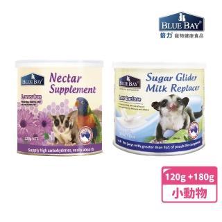 【倍力Blue Bay】澳蜜多+花蜜粉雙組合(蜜袋鼯必備品)