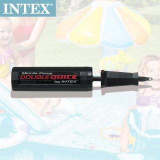 【INTEX】迷你手壓打氣筒Mimi Pump-充氣 加購品(69613)