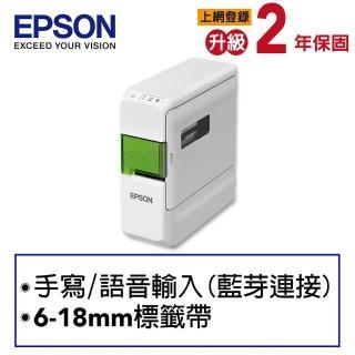 【EPSON】LW-C410 文創風家用藍芽手寫標籤機