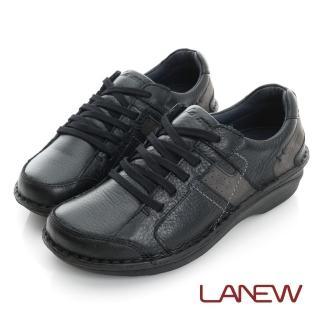 【La new】飛彈系列 輕量手縫休閒鞋(女*223025434)