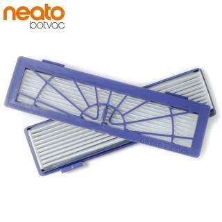 【美國 Neato】Botvac 系列 掃地機原廠專用高效能 HEPA 濾網(2片)