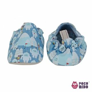 【POCONIDO】英國手工嬰兒鞋(小雪人)