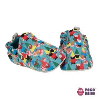【英國 POCONIDO】純手工柔軟嬰兒鞋(小矮人)