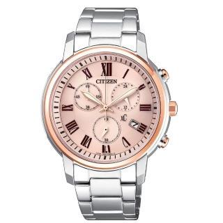 【CITIZEN】XC 亞洲限定優雅甜美時尚腕錶(FB1434-50Y)