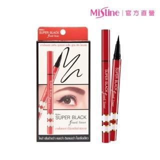 【Mistine】Mistine 超激黑眼線液筆(紅管眼線液)