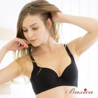 【蓓氏嘉】超包覆素肌胸罩 A-D no.9061(黑)