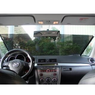 【亞克科技】YARK 轎車前窗遮陽簾(汽車|隔熱|防曬)