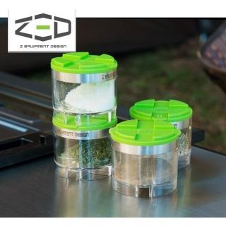 【ZED】迷你調味罐收納組 ZCACC0102(佐料香料、收納、露營周邊、韓國品牌)