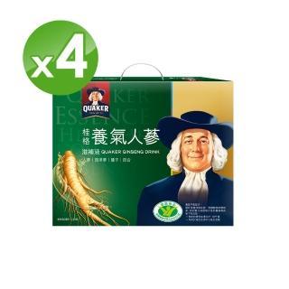【桂格】養氣人蔘滋補液禮盒60ml*30入x4盒
