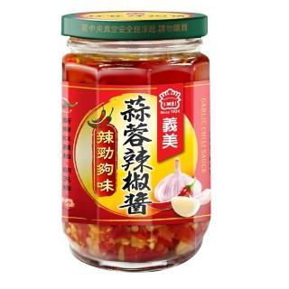 【義美】紅辣椒醬(230g/罐)