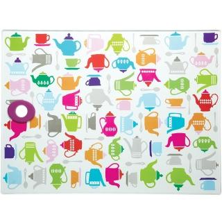 【KitchenCraft】長方砧板隔熱墊(下午茶)