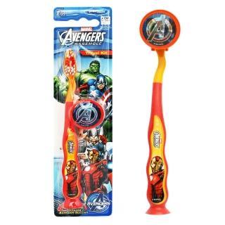 【AVENGERS】兒童吸盤牙刷(Iron