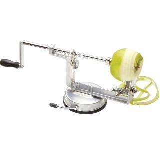 【KitchenCraft】3in1旋轉蘋果削切去核器
