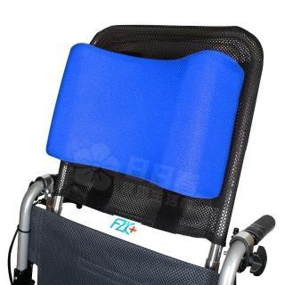 【富士康】輪椅頭靠組(頭靠可調高度與角度 頭靠枕4色可選)