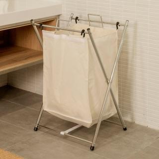【ikloo】可提式單格髒衣收納籃洗衣籃