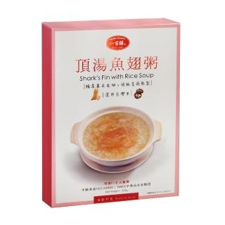 【一吉膳】魚翅粥320g/盒(粥)