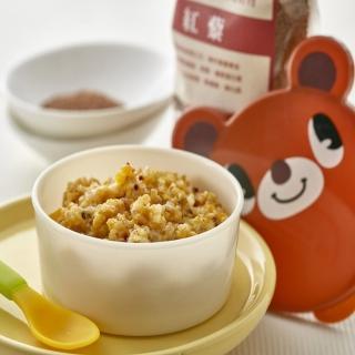 【郭老師】寶寶粥-藜麥南瓜胚芽米燉飯(180g/包x5入)