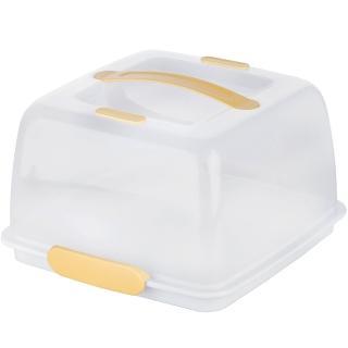 【TESCOMA】提蓋保冷野餐盒(方28cm)