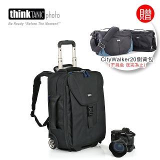 【ThinkTank創意坦克】Airport TakeOff-航空行李箱系列-AT498(彩宣代理)