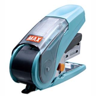 【MAX】HD-10NLK 省力釘書機 淺藍