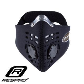 【英國 RESPRO】TECHNO 防霾競速騎士口罩(黑色)