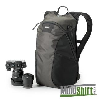 【MindShiftGear 曼德士】SidePath輕質旅遊攝影包-MS370(灰)